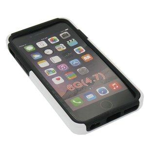 iPhone 6 Bescherm Hoesje Wit