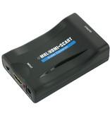 HDMI en MHL naar Scart Converter