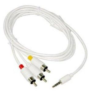Audio en Video Kabel voor iPod 5G