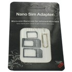 Micro en Nano Sim Adapter Set