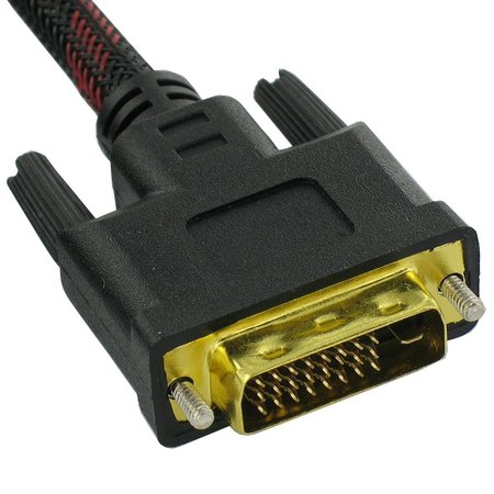 DVI-D Dual Link 24+1 Kabel 3 Meter