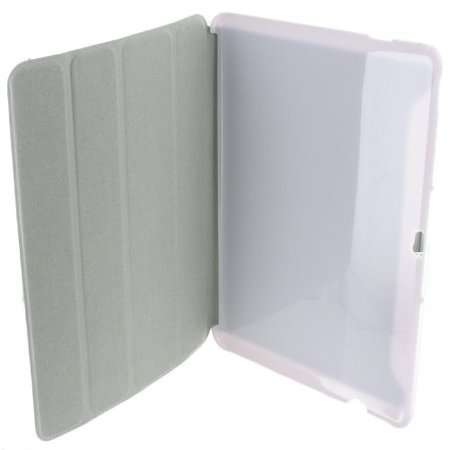 Smart Case voor Samsung Galaxy Tab 10.1 Wit