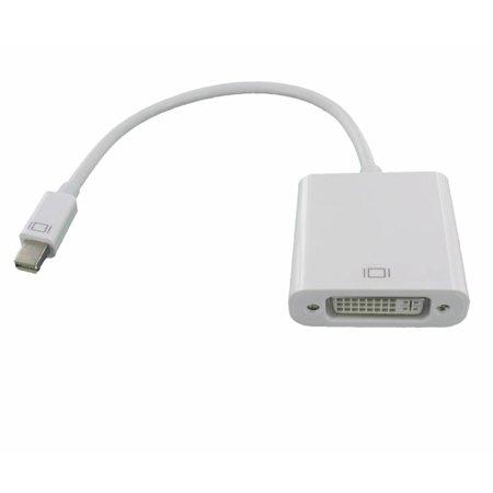 Mini DisplayPort male naar DVI female Adapter