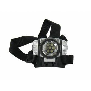 Hoofd LED lamp met 7 LED Lampjes