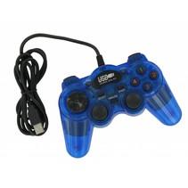 USB PC Joypad Controller Blauw