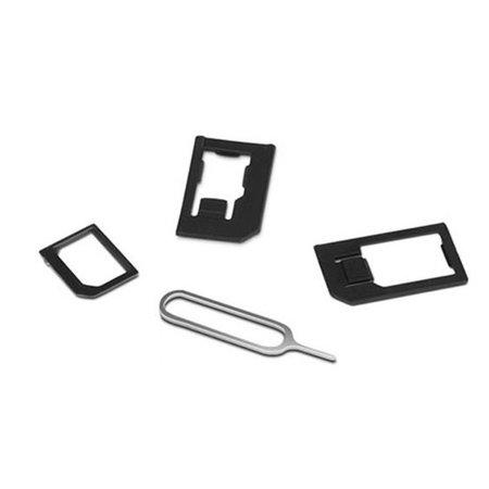 Dual Sim Cutter Micro en Nano SIM