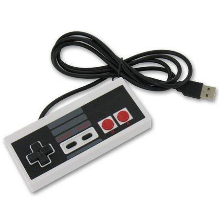 USB Controller bedraad NES look-a-like
