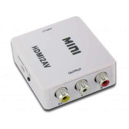 HDMI naar AV converter