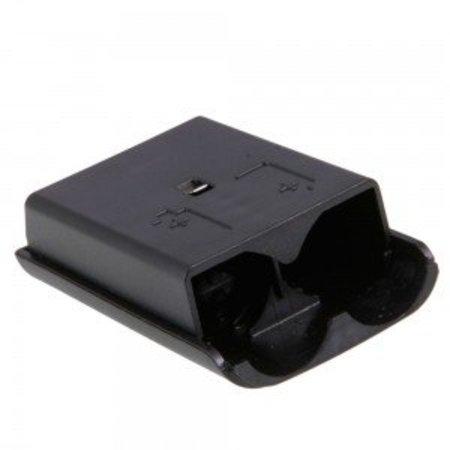 Batterijhouder Zwart voor XboX 360 Controller