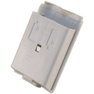 Batterijhouder Wit voor XboX 360 Controller