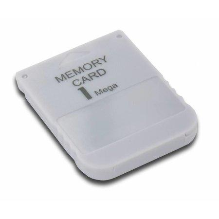 Geheugenkaart voor Playstation 1 PS1