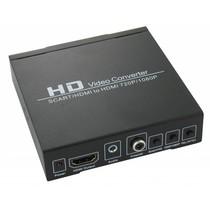 Scart naar HDMI Converter Box