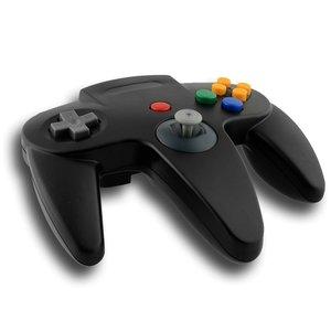 Controller voor Nintendo 64 Zwart