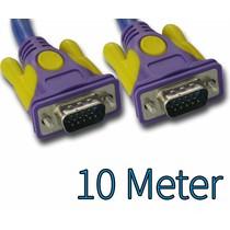 SVGA Monitor kabel 10 meter