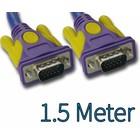 SVGA Monitor kabel 1,5 meter
