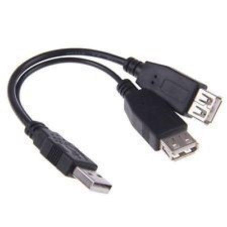 USB Splitter Kabel Male - Female