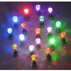 LED Oorbellen Set Wit