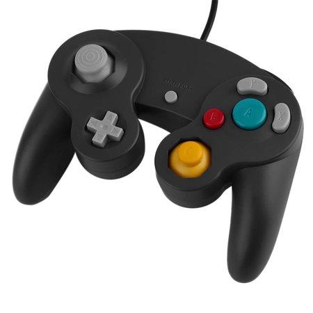 Controller voor GameCube Zwart