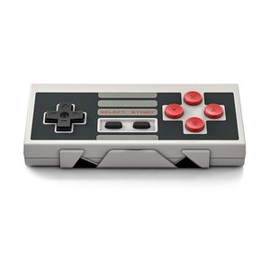 8Bitdo NES30 Draadloze Bluetooth Retro Controller voor iOS, Android, Windows en MAC OS