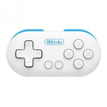 Zero GamePad Mini Controller en Bluetooth Shutter voor iOS, Android, Windows en MAC OS