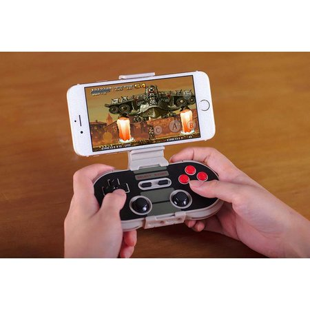 8Bitdo Xtander Smartphone en Tablet houder voor NES30 Pro / FC30 Pro