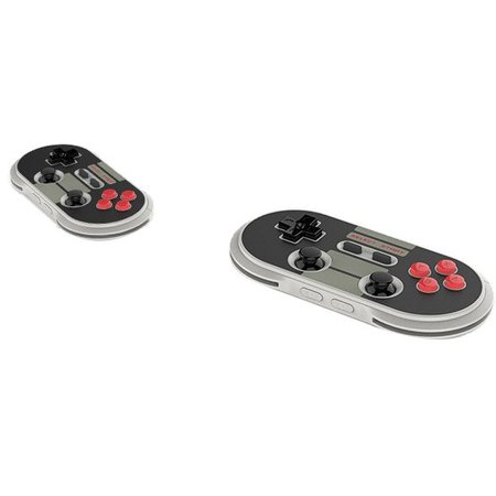 8Bitdo NES30 PRO Draadloze Bluetooth Retro Controller voor Android, Windows en MAC OS