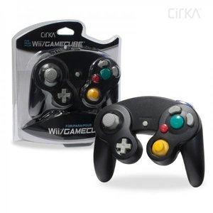Cirka GameCube Controller met draad Zwart