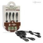 Tomee 4 Speler link kabel voor GBA/GBA-SP