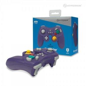 Hyperkin ProCube Draadloze Controller voor WiiU Paars