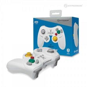 Hyperkin ProCube Draadloze Controller voor Wii-U Wit