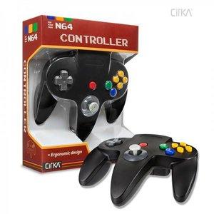 Cirka Nintendo 64 Controller Zwart