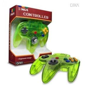 Cirka Nintendo 64 Controller Cyanide