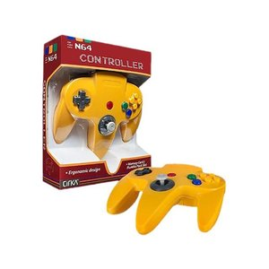 Cirka Nintendo 64 Controller Geel