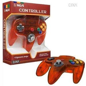 Cirka Nintendo 64 Controller Fire