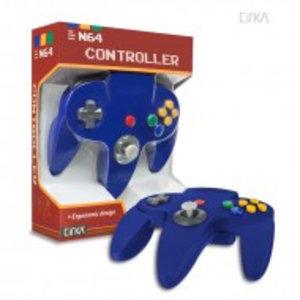 Cirka Nintendo 64 Controller Blauw