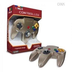 Cirka Nintendo 64 Controller Goud