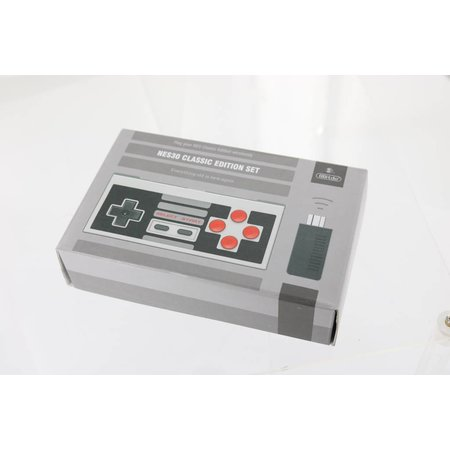 8Bitdo NES30 Controller SET met Mini NES Retro Receiver