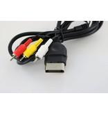 Composiet AV Kabel 1.8m voor XboX
