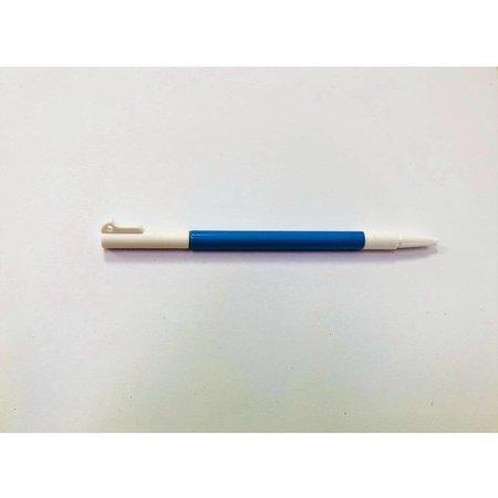 Stylus pennen voor de Nintendo DSi – set van 6 stuks – zwart, wit, blauw, roze, geel, groen