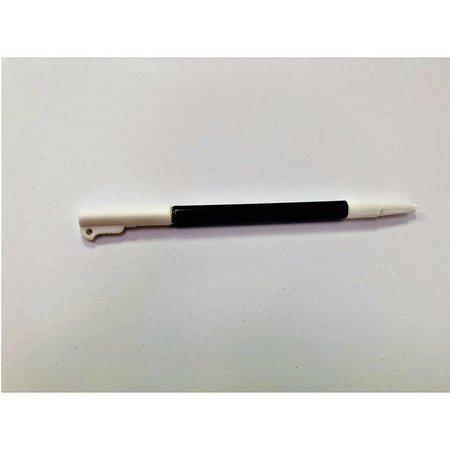 Dolphix Stylus pennen voor de Nintendo DSi – set van 6 stuks – zwart, wit, blauw, roze, geel, groen
