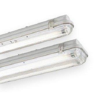 T8 58 watt dubbel waterdicht wit hoogfrequent armatuur