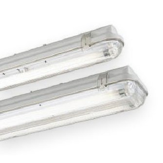 T8 36 watt dubbel waterdicht wit hoogfrequent armatuur