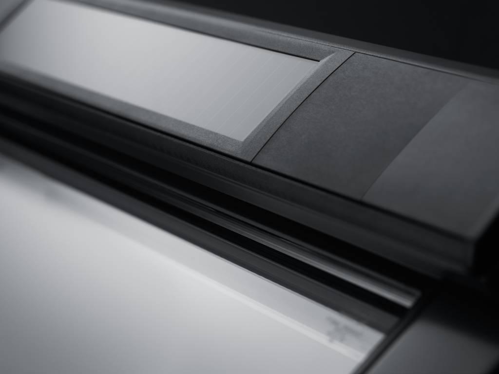 Dakraam integra solar mk04 ggu 78x98 cm 0070hr wit - Velux ggu 78x98 ...