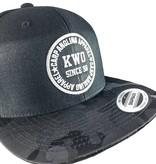 KWO Snapback - Jungle Black