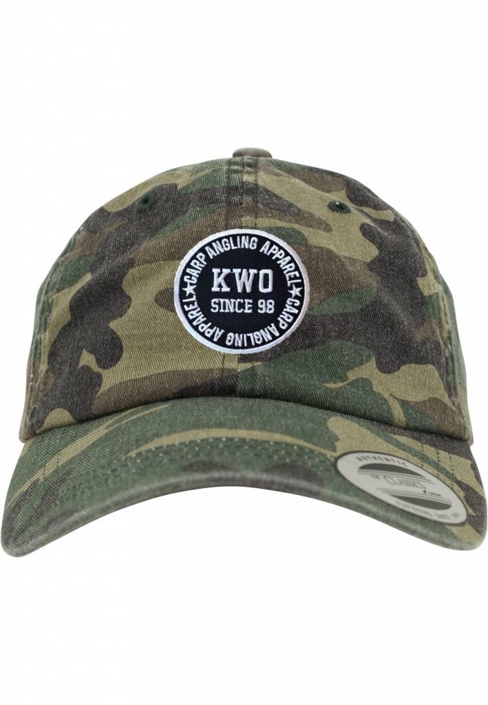KWO Baseball Cap - Camou