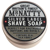 SILVER LABEL SHAVE SOAP