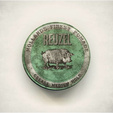 Reuzel GREASE MEDIUM HOLD Green Pig 113 gr.