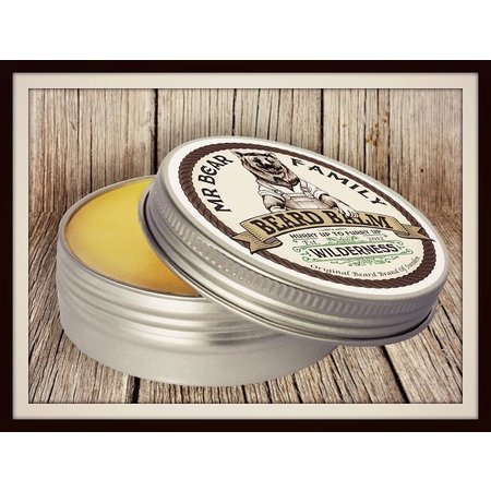 Mr. Bear Beard Balm - Wilderness