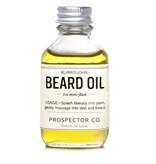 Prospector Co. BURROUGHS BEARD OIL 1 oz.