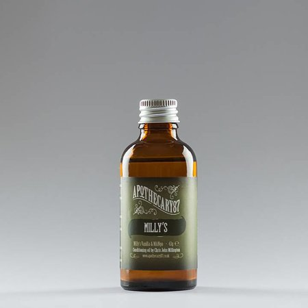 Apothecary87 A87 Milly's Beard Oil Medium 50 ml.